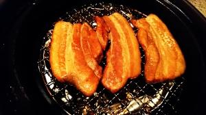 イージースモーカーで作成!コストコ製豚バラベーコン
