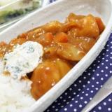 家族用★隠し味ハーブで柔らか鶏ムネ肉のチキンカレー