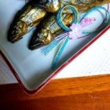 普通の鍋で骨まで軟らか簡単アユの甘露煮