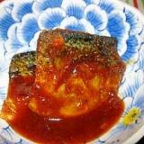 生姜たっぷり 圧力鍋で簡単 さばの味噌煮