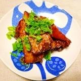 残った鰹のたたき☆味噌醤油煮