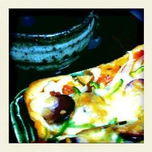 朝から簡単!!ピザトースト