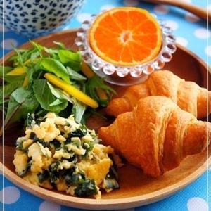 ワンプレート朝食~自分でサンドしてね♪セット~
