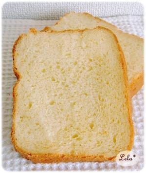 ふわふわ♪ライ麦食パン