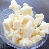 豆腐のレモンシャーベットアイス★糖質オフ♪