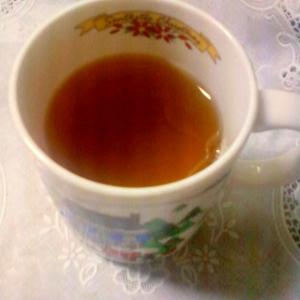 ★。*緑茶割りホワイトラム酒☆。.:*:・'゜★