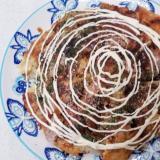 葱たっぷり!キャベツで作る、ねぎ焼き