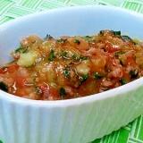 【離乳食】牛ミンチ&キャベツのトマト煮