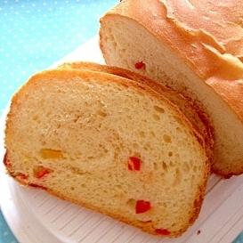 T-FAL HBで作るオランダパプリカ食パン♪
