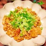 水切り豆腐☆炒め