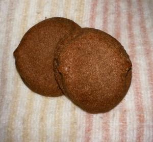 ホットケーキミックスで!しっとりココアクッキー