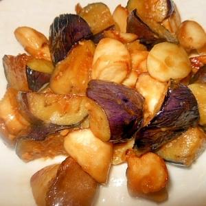 ご飯が進む☆茄子とエリンギの甘味噌炒め☆