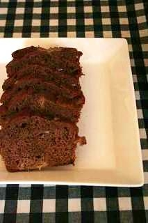 牛乳パックでできるチョコバナナのパウンドケーキ