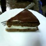 チョコレートケーキ ザッハトルテ風