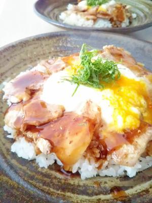 豚バラスタミナ丼