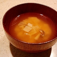 くせになる♪かんぴょうのお味噌汁