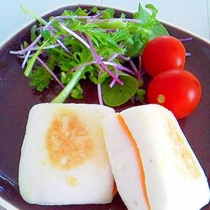 お弁当にも!簡単!はんぺんのチーズ挟み