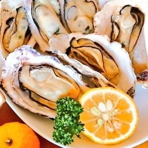 レンジで♪殻つき蒸し牡蠣