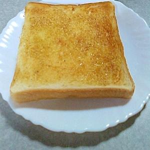 きなことごまのトースト