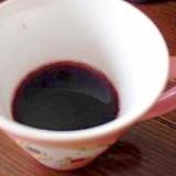 花粉症に赤紫蘇ジュース