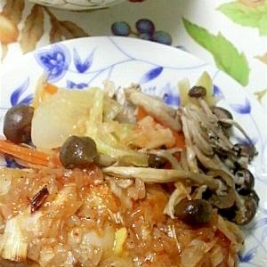 ピリ辛☆ねぎ塩麹のホイル焼き