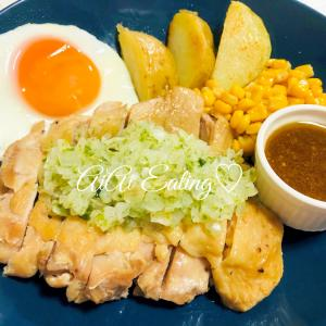♡簡単再現レシピ♪若鶏のディアボラ風チキンソテー♡