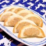 餃子の皮で簡単おつまみ♪パリパリ納豆包み