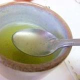 とろ~り甘ぃ 緑茶