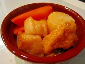 長芋と人参の煮物