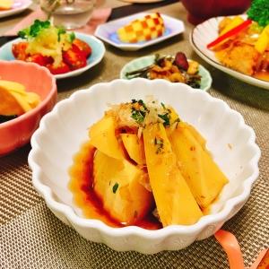 春の味覚♡筍の煮物