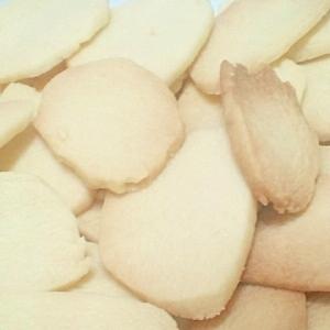 材料3つで簡単クッキー