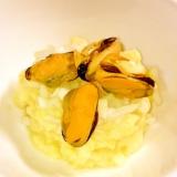 ムール貝のマッシュポテト