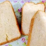 スキムミルクなし☆シンプル食パン