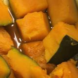 簡単♡かぼちゃの煮物