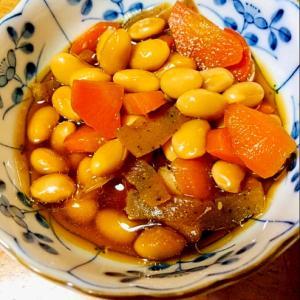 大豆の煮もの