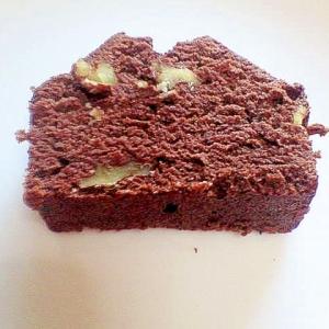ココアで簡単♪チョコレートケーキ