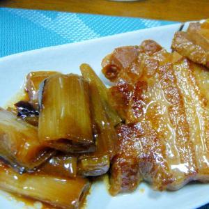 ❤ 豚バラ&焼きネギのトロトロ煮 ❤