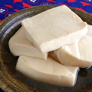 高野 豆腐 煮物 冷凍