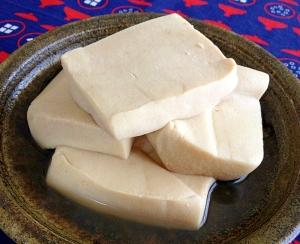 作り置き(冷凍保存OK)☆高野豆腐の含め煮