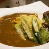 【青森食材】冷やしシーフードカレー拉麺