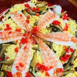 ひな祭り!ちらし寿司