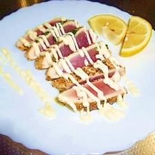 マグロステーキ