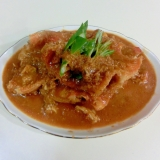 漢の赤魚の味噌煮