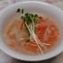 大根と人参の紅白スープ