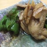 鶏手羽さっぱり直かつお煮