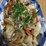 コストコ、プルコギのタレで鶏肉炒め