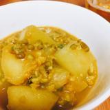 冬瓜と緑豆のカレー