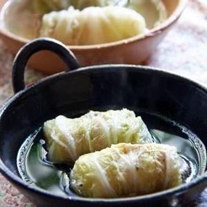 たっぷり食べよう★ロール白菜