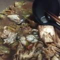 冬のポカポカ薬膳鍋♪フライパンや浅鍋で作る火鍋