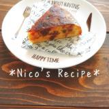 簡単ダイエット♪大豆粉炊飯器ケーキ(黒糖レーズン)